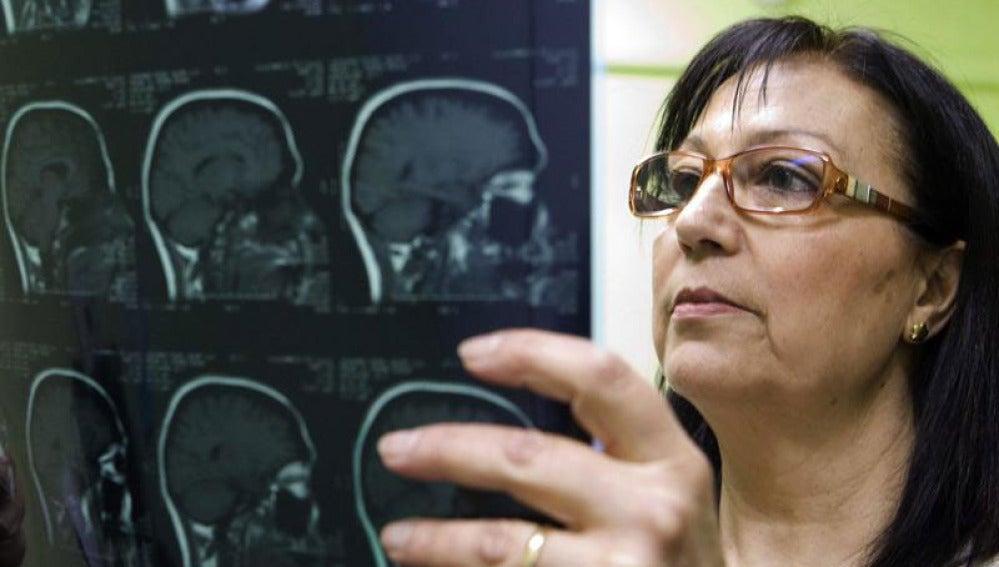 María Dolores Quiles padece una enfermedad rara