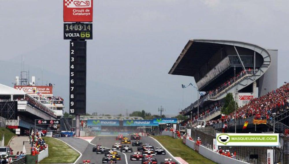 GP de España en el Circuit de Catalunya