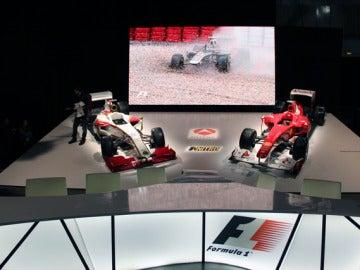 Antena 3 presenta la Fórmula 1