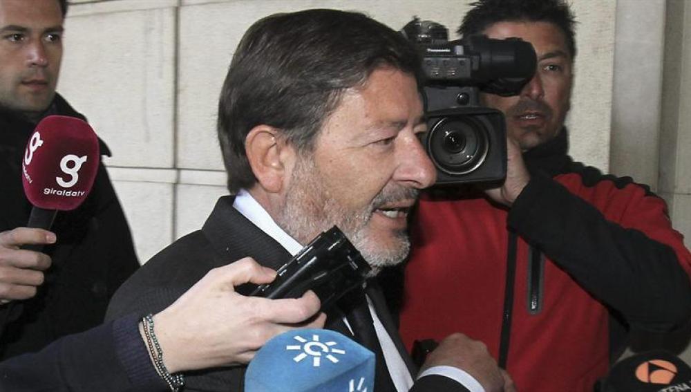 Francisco Javier Guerrero, exdirector general de Trabajo andaluz
