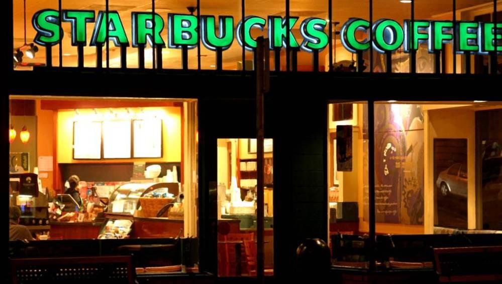 Tienda de Starbucks Coffee