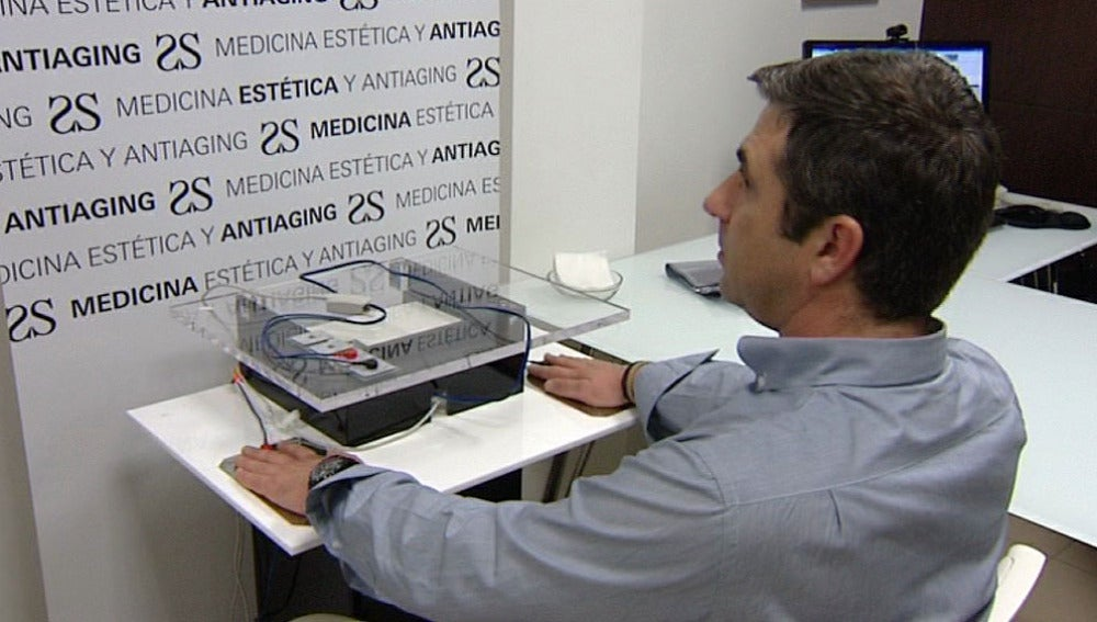 Escaner fisiológico