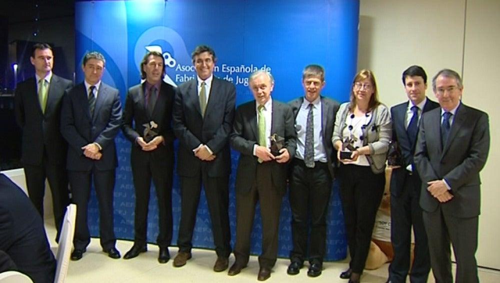 Premio Pajarita para Antena3
