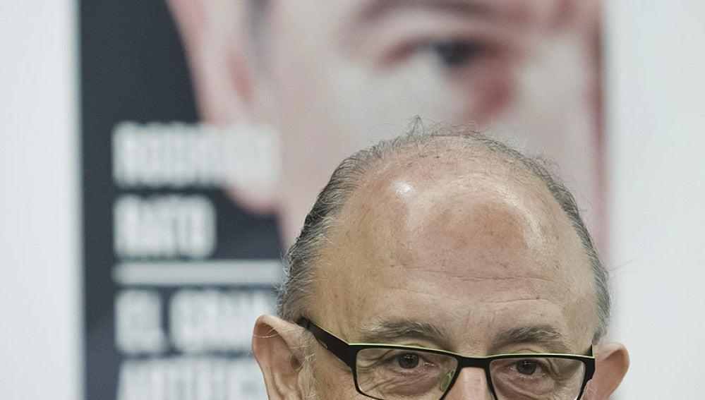 El ministro de Hacienda, Cristobal Montor