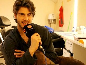 Entrevista con Maxi Iglesias