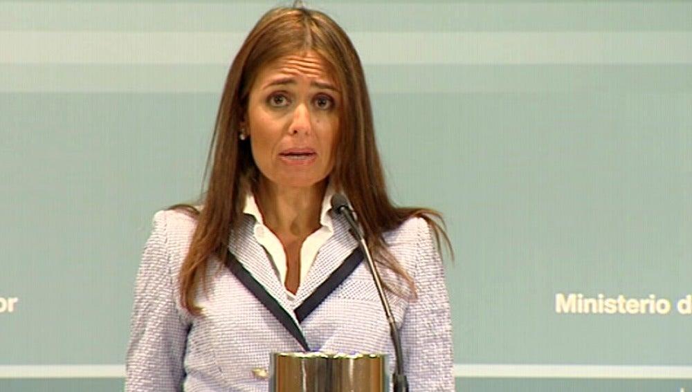 Cristina Díaz, directora general de Política Interior