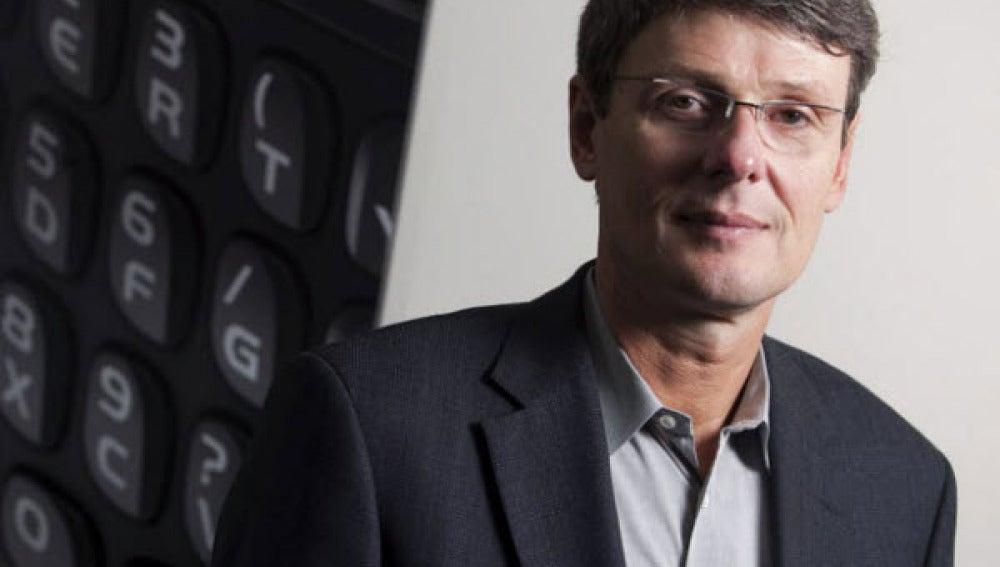Thorsten Heins, presidente ejecutivo en RIM