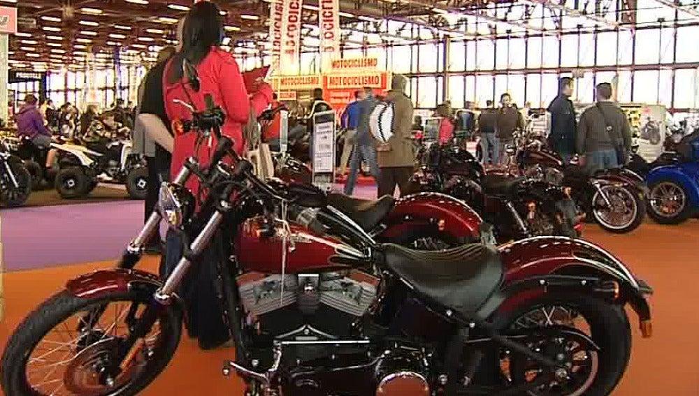 Feria de la Moto en Madrid