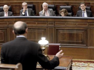 El Congreso debate los Presupuestos Generales