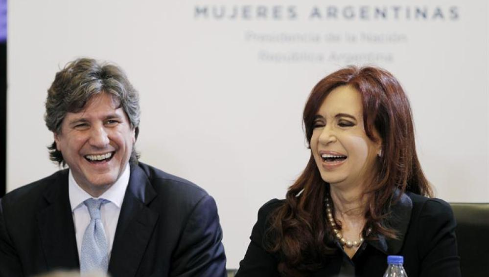 Cristina Fernández de Kitchner