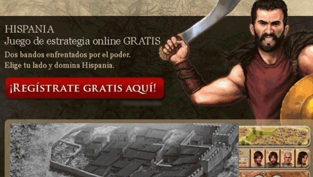 Hispania el juego