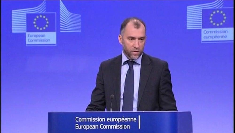 La Comisión Europea advierte a Argentina sobre Repsol