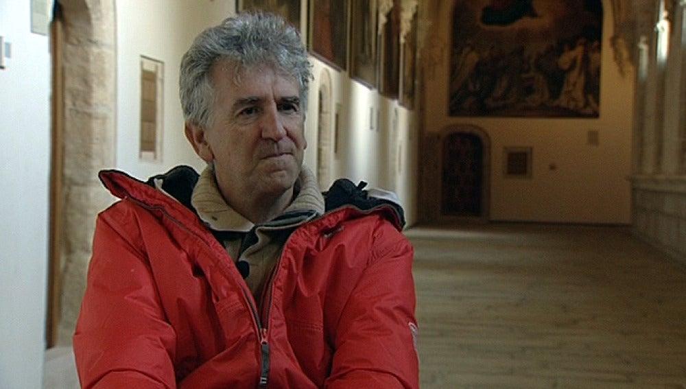 Juan Luis Arsuaga, codirector de Atapuerca