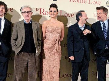 Premiere de 'To Rome With Love' en Roma