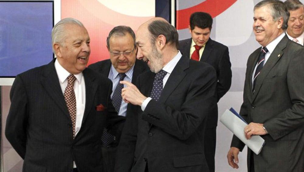 Rubalcaba, con los embajadores de América latina