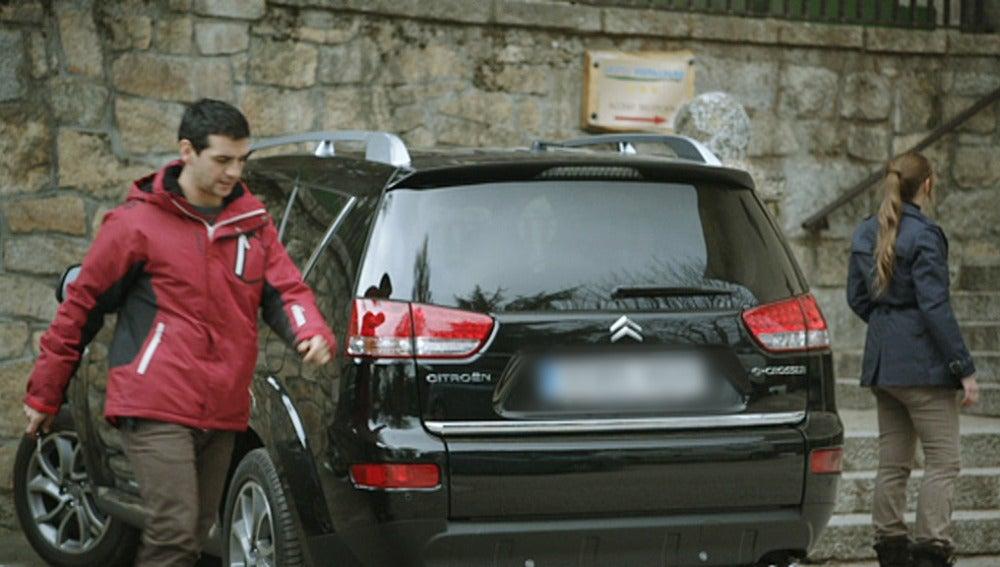 Antena 3 tv cu l es la matr cula del coche que conduce - Matricula coche hoy ...