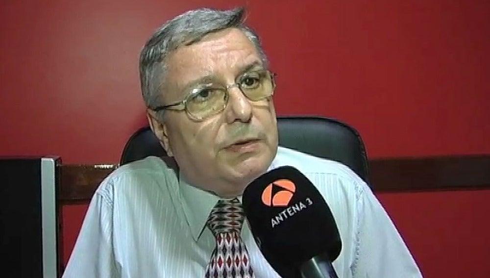 Un abogado español residente en Argentina