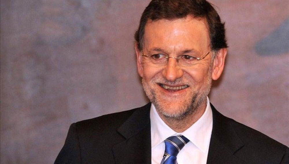 Mariano Rajoy, en Colombia