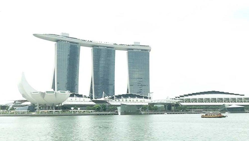 'Eurovegas' asiático, Singapur