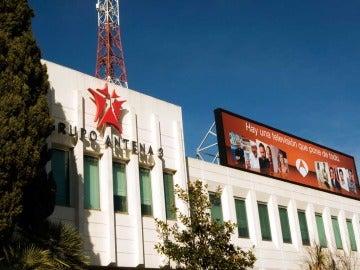 Fachada Grupo Antena 3