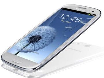 Dispositivo de Samsung Galaxy S3