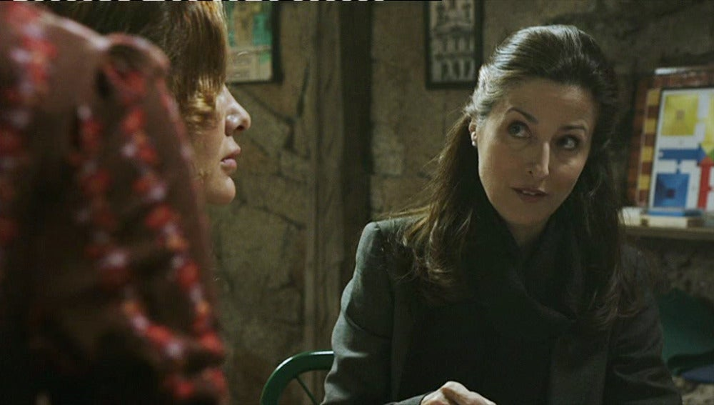 Isabel, la mujer del Alcalde