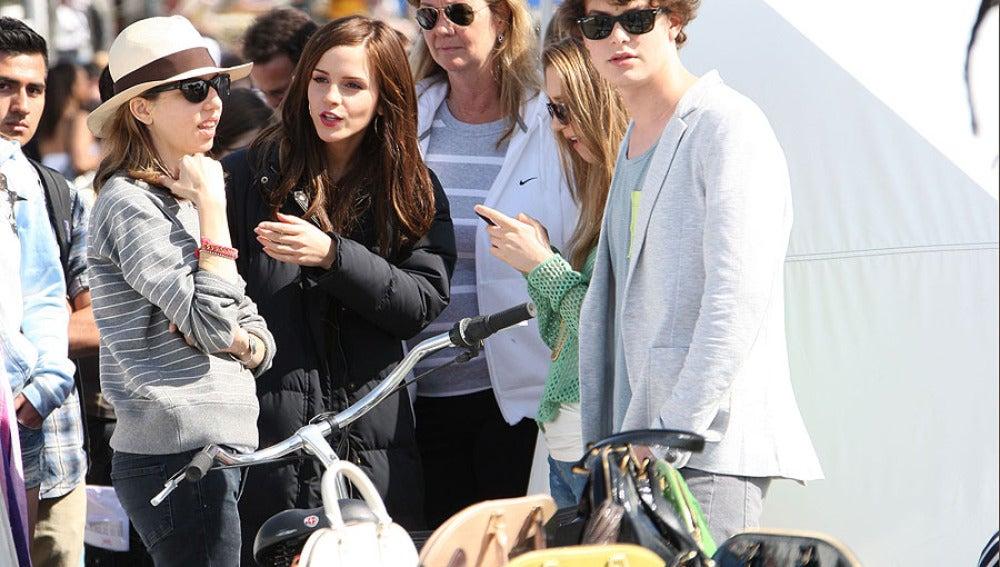 Emma Watson protagoniza la nueva película de Sofia Coppola