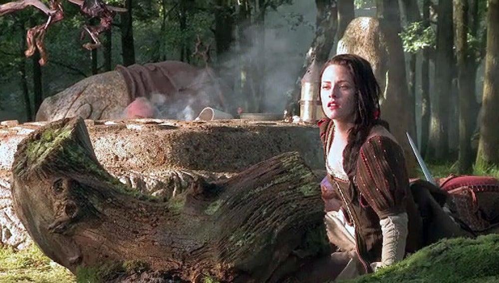 'Blancanieves y la leyenda del cazador'