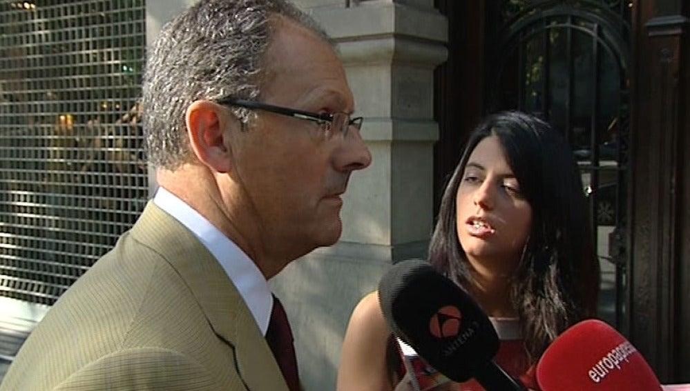 El abogado Pascual Vives