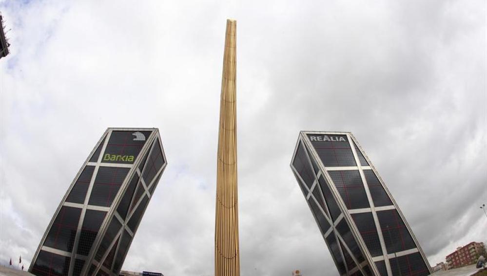 Sede de Bankia en Madrid