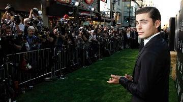 Zac Efron presentará 'The Paperboy'