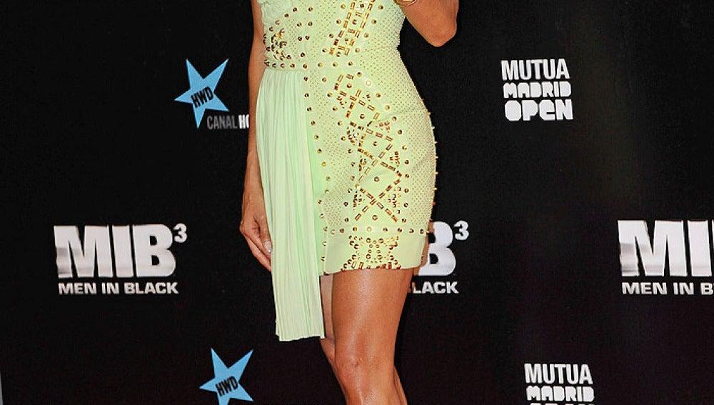 La mujer de Will Smith, la actriz Jada Pinkett