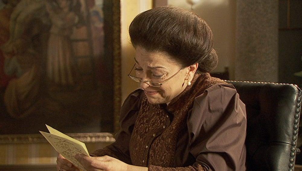 La carta que Francisca no llegó a mandar a Raimundo