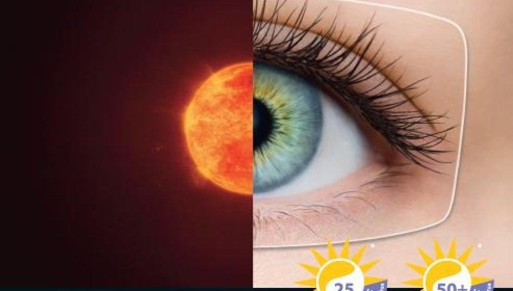 Fotoprotección para ojos