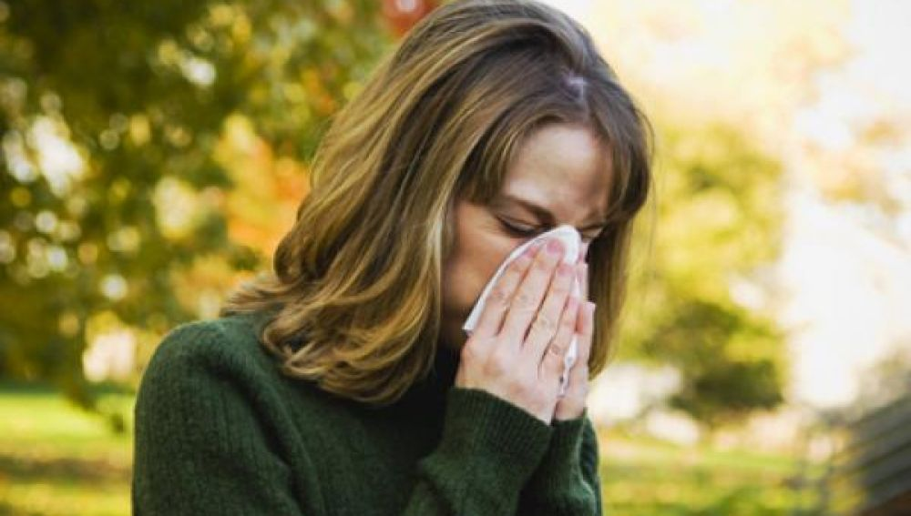 Aumentan las alergias en primavera