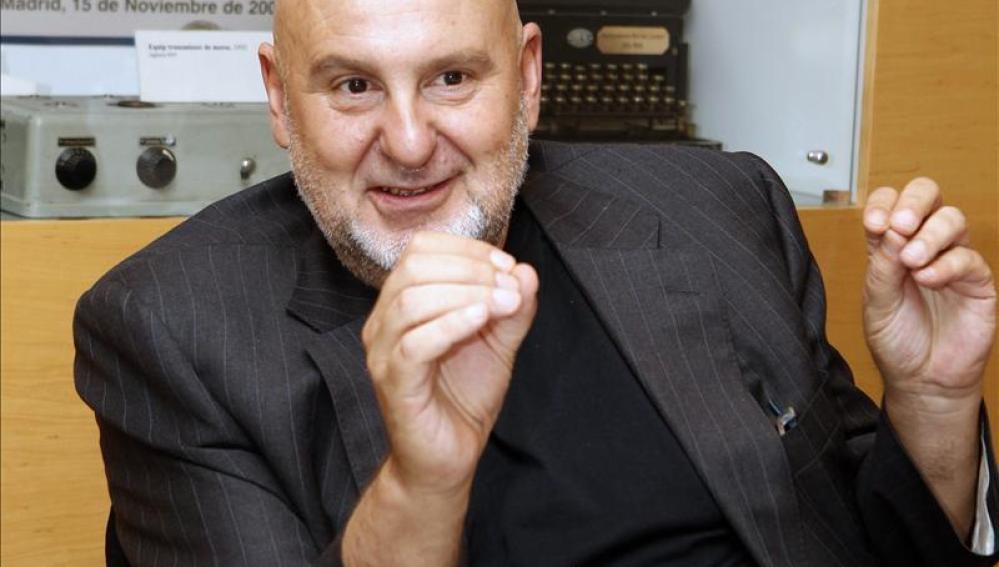 El presidente de la Sociedad General de Autores y Editores (SGAE), Antón Reixa