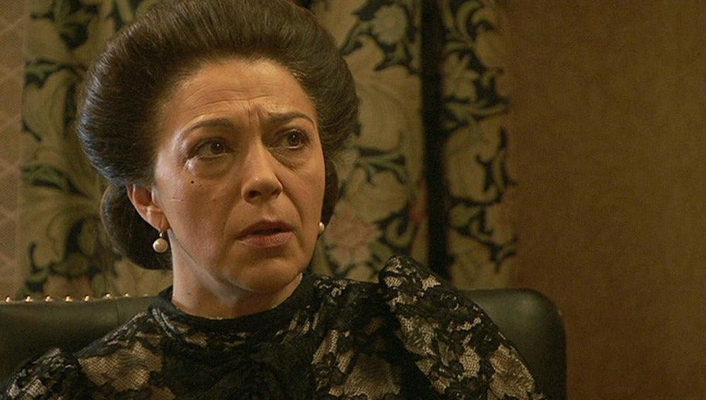 Raimundo pide explicaciones a Francisca