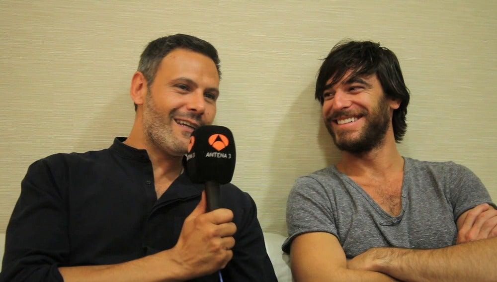 Roberto Enríquez y Alfonso Bassave nos hablan del final de la serie