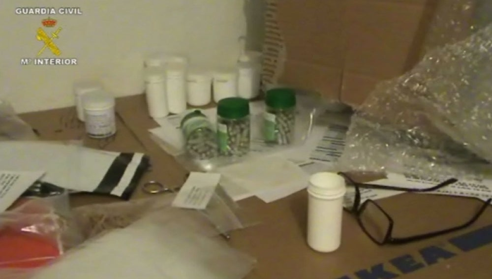 Distribuían sustancias prohibidas con fórmulas magistrales para adelgazar