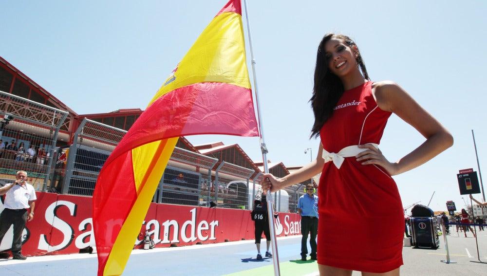 Las más guapas con España