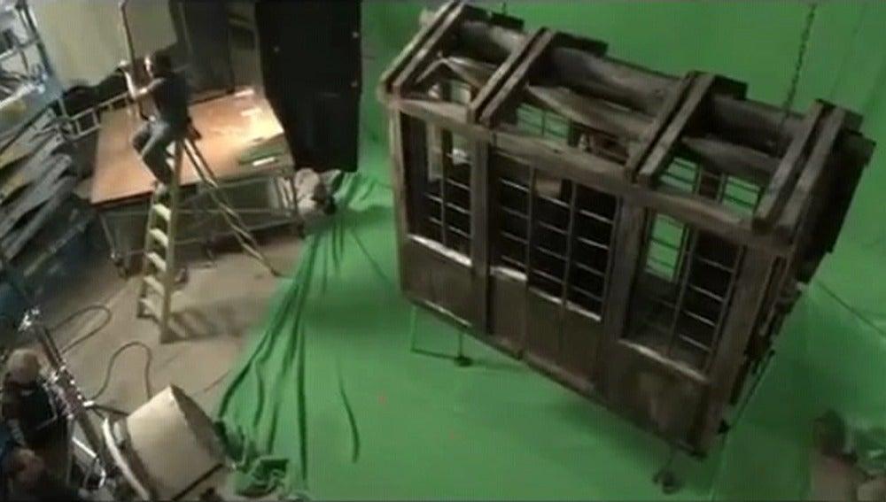 Los efectos especiales de Juego de Tronos