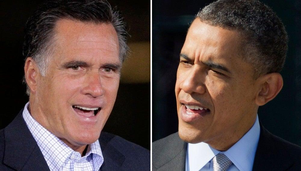Tensión en la campaña entre Romney y Obama