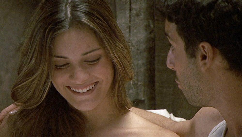 Soledad y Juan preparan su huida