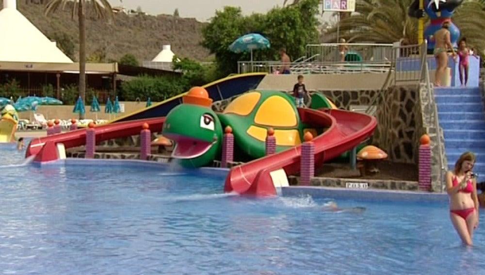 salud en la piscina