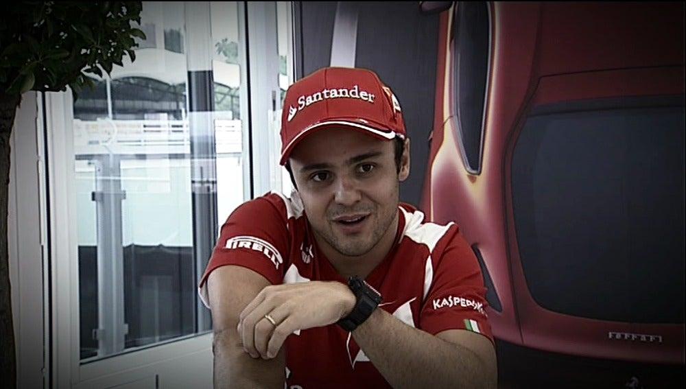 """Massa: """"Alonso es el piloto más complicado con el que he corrido"""""""