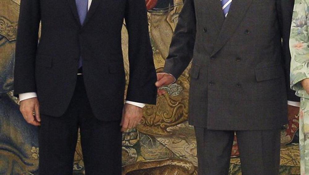 El Rey y Rajoy se reunirán en Marivent