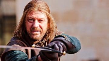 Ned Stark blande su espada