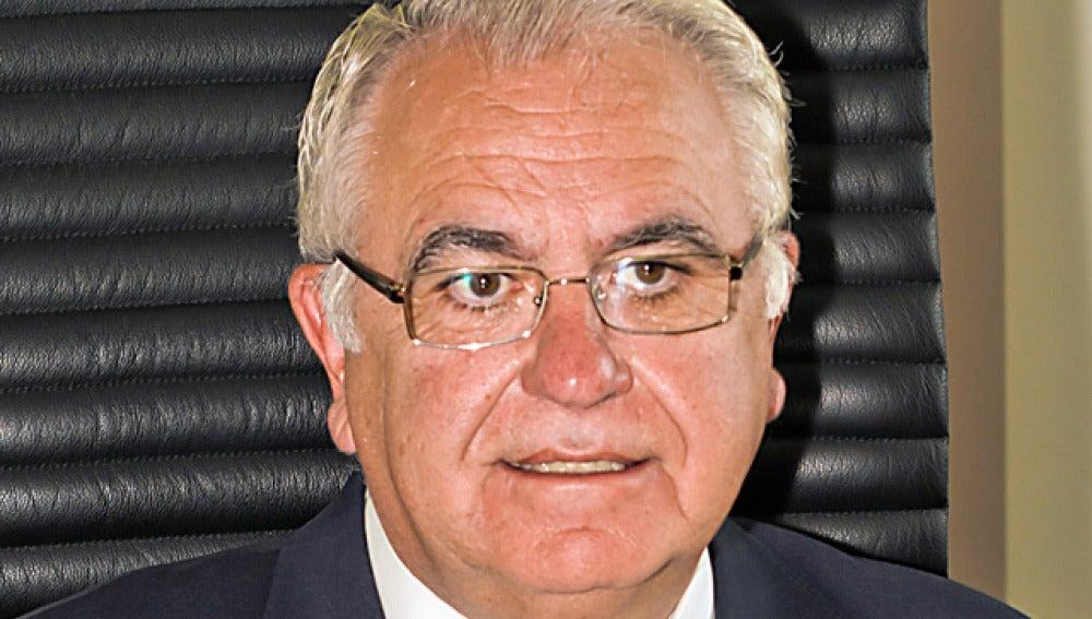 Juan Cotino, presidente de las Cortes Valencianas