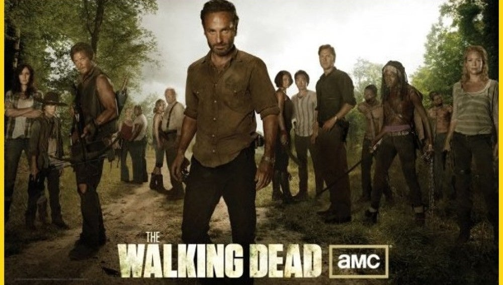Nuevo poster de la tercera temporada 'The Walking Dead'