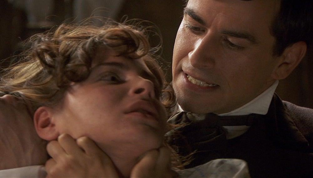 Olmo trata de matar a Enriqueta